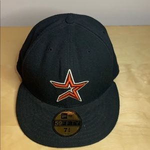 New Era Houston Astros 7 3/8 MLB cap